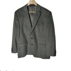Lauren Ralph Lauren silk, wool, cashmere blazer